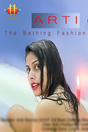 Bathing Of Arti (2021) Solo Naked Sexy 11UpMovies Video