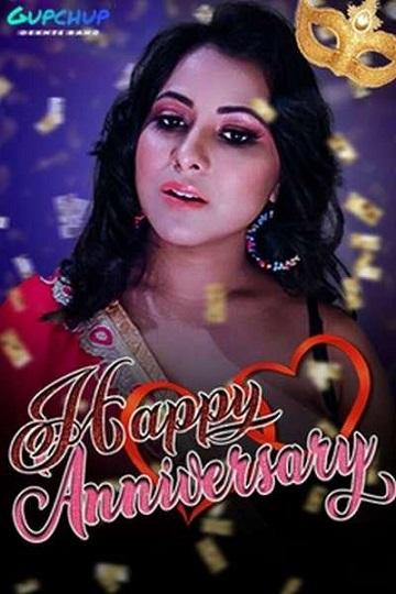 Happy Anniversary (2021) Tina Nandi GupChup Uncut S01-EP02
