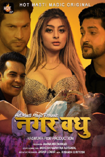 Nagar Vadhu (2021) S01 EPI01 Hotmasti Originals Series