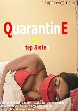Quarantine With Sexy Step Sister Uncut 2021