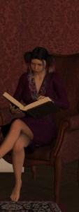 Рождественская история с Виолет