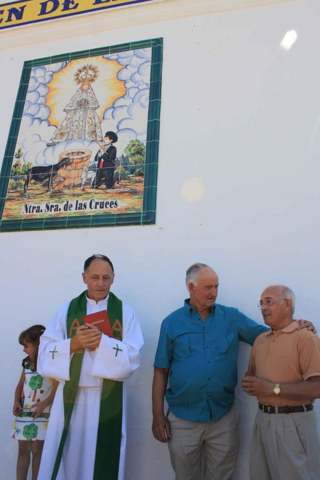 2016-08-28 Bendición Retablo Cerámico Ermita Cruces (34)