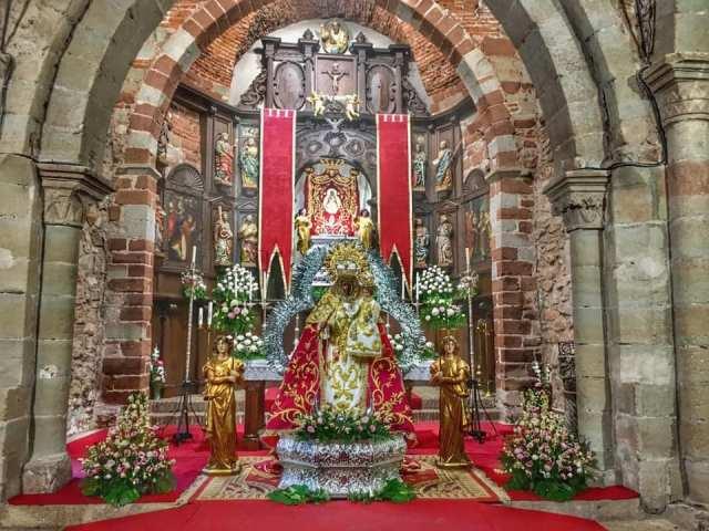 Virgen del Collado - Calendario 2020