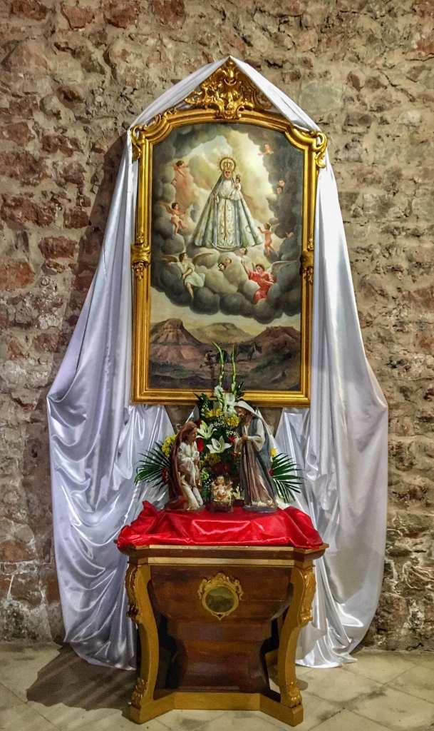 Misterio del Santuario de la Virgen del Collado