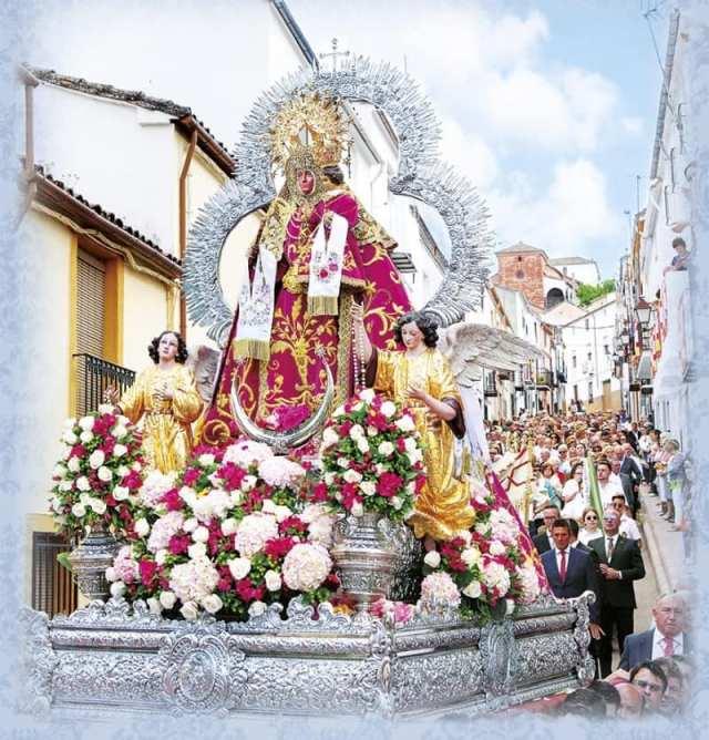 Virgen del Collado - Cartel Pentecostés 2019