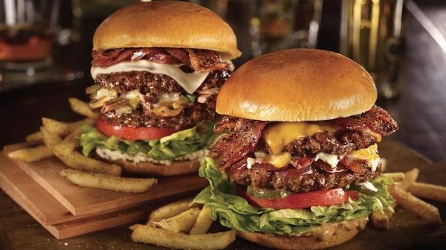 Virginia burger joints