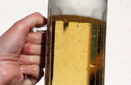 Image of Big Beer Glass
