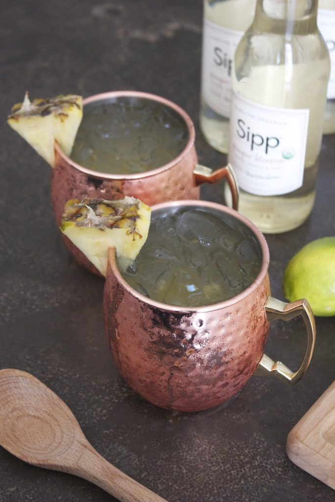 Sipp Moscow Mule