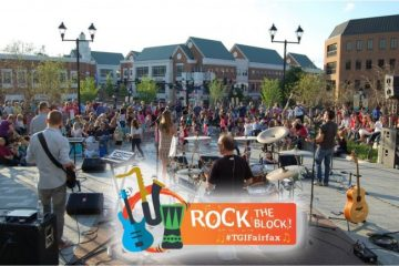 Fairfax Friday Rock the Block