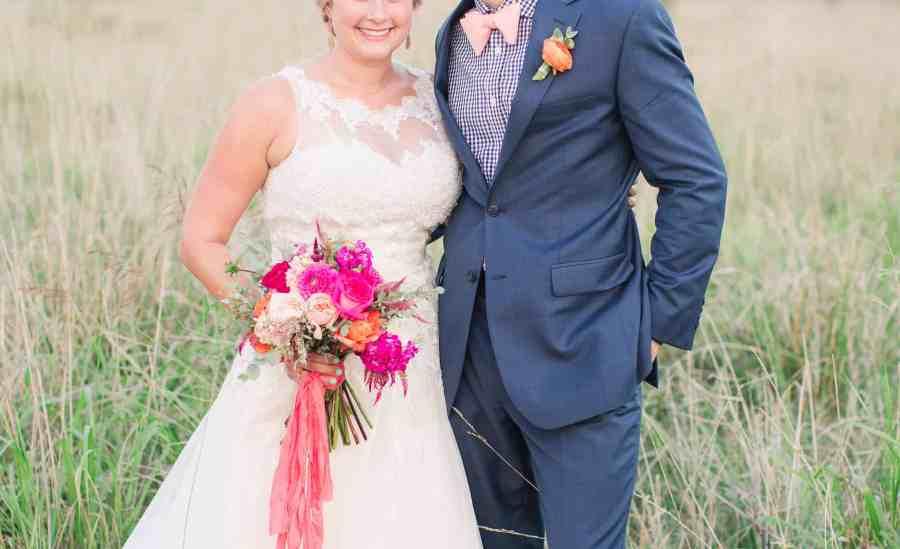 farmville wedding photographer