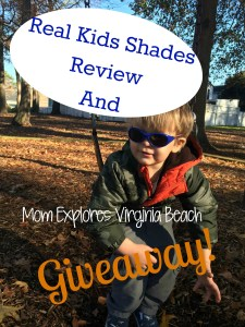 Real Kids Shades Giveaway Winner!