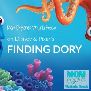 Finding Dory Review and Printables