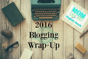 Blogging Year in Review!