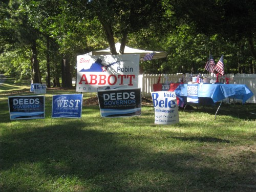 Democratics Fall Festival
