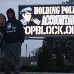 CopBlock/FIJA Billboards