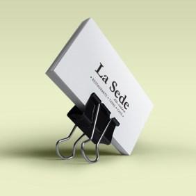 diseño de tarjetas restaurante