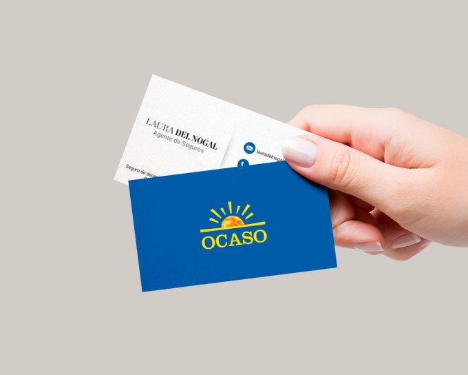 diseño tarjetas corporativas economico