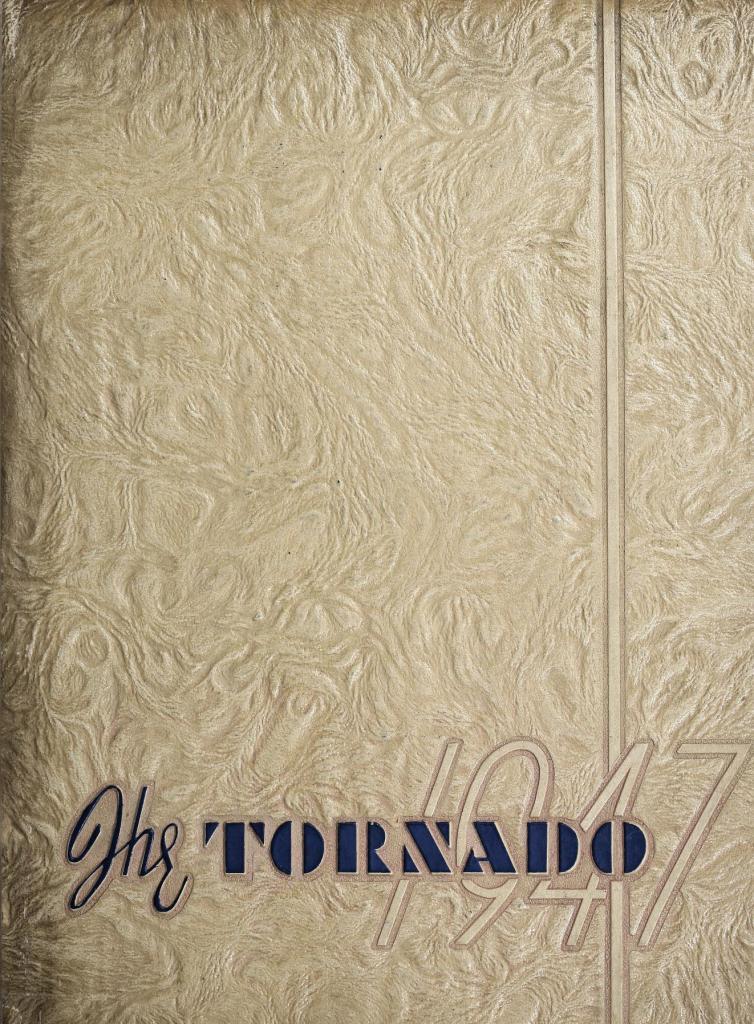 1947 The Tornado Yearbook, Richlands High School, Richland, Virginia