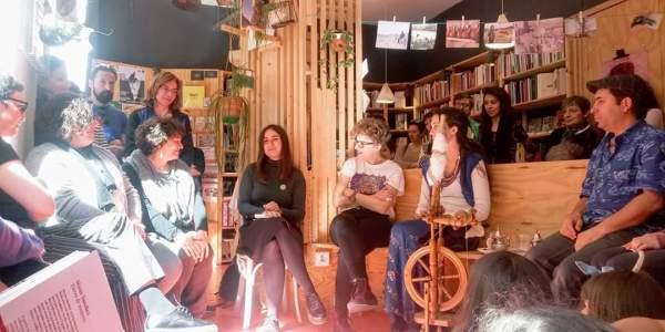 fotografía del encuentro de mujeres rurales