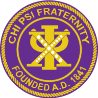 Chi Psi Fraternity Seal