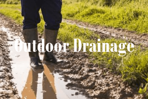 Outdoor Drainage