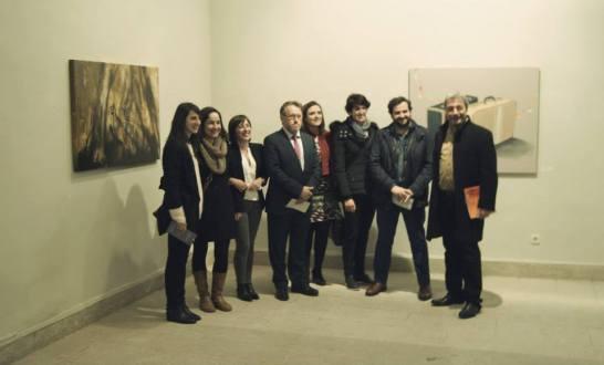 Presentation project I 5 miradas. 1 destino: EXTREMADURA I Artworks for Hospedería Puente de Alconetar. Garrovillas (Cáceres)
