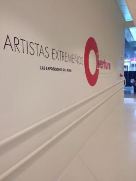 MUBA Museo de Bellas Artes de Badajoz · Diputación de Badajoz.