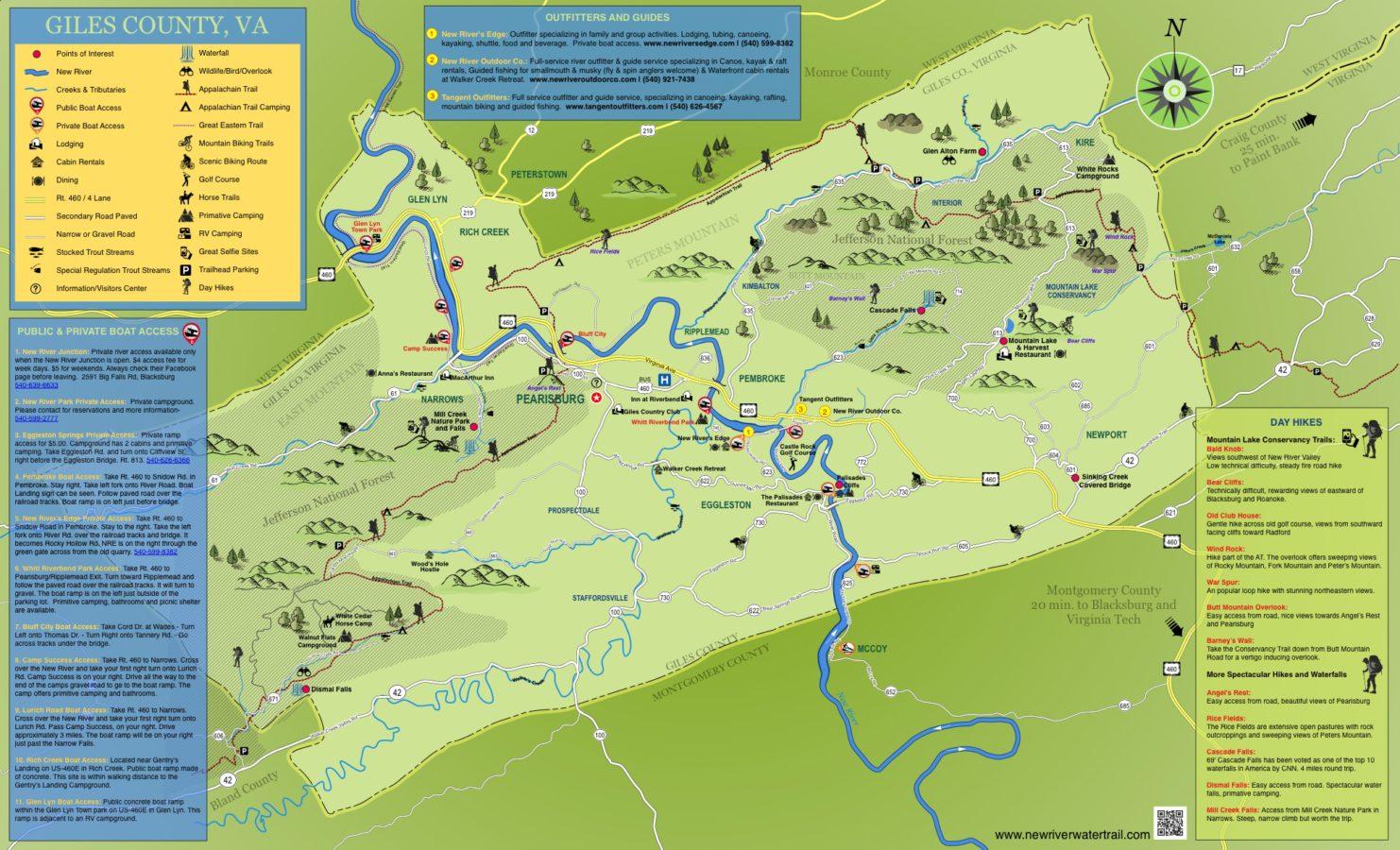 Maps Virginia S Mountain Playground