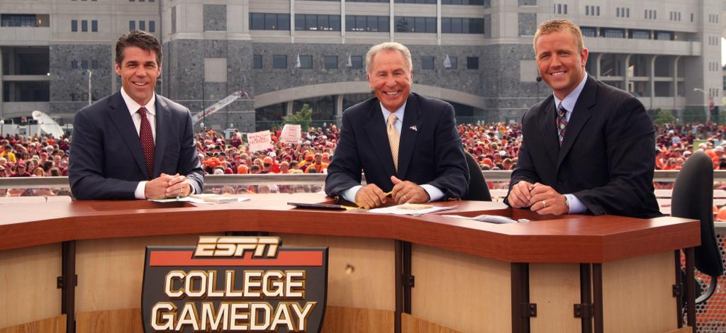ESPNs College GameDay Headed To Virginia Tech