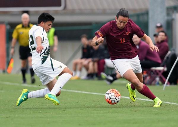 Virginia Tech's Men's Soccer Off to Hot Start in 2016
