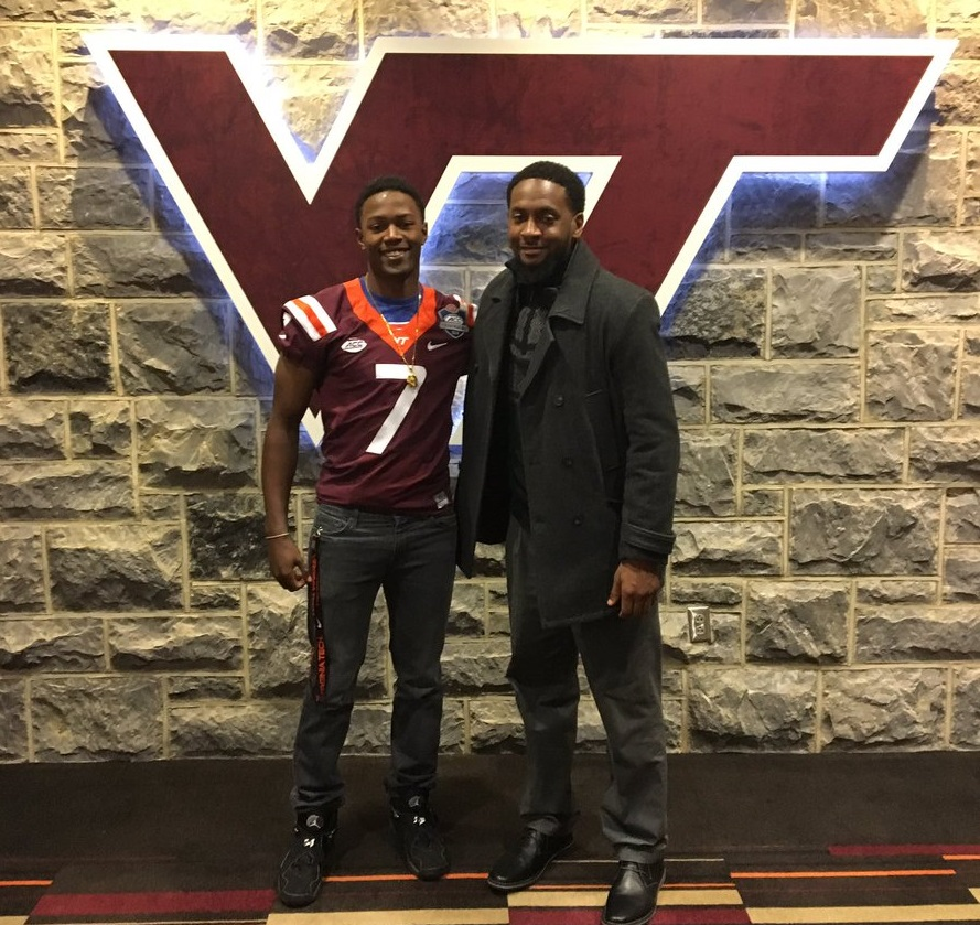 Terius Wheatley Commits To Virginia Tech