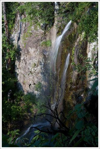 Lewis Spring Falls