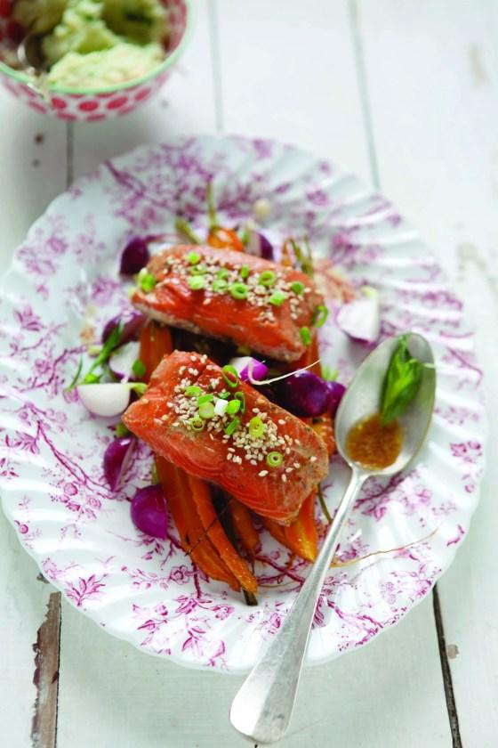salmon recipes on www.virginiawillis.com