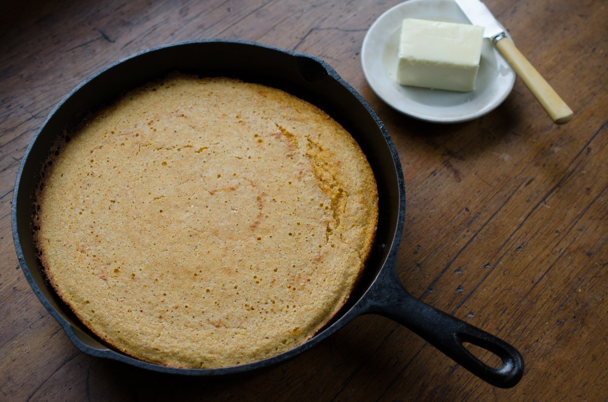cornbread on www.virginiawillis.com