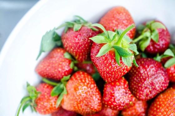 Summer Fruit Desserts on www.virginiawillis.com