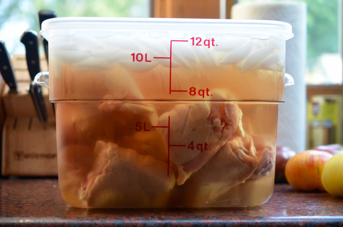 Chicken 101 on www.virginiawillis.com