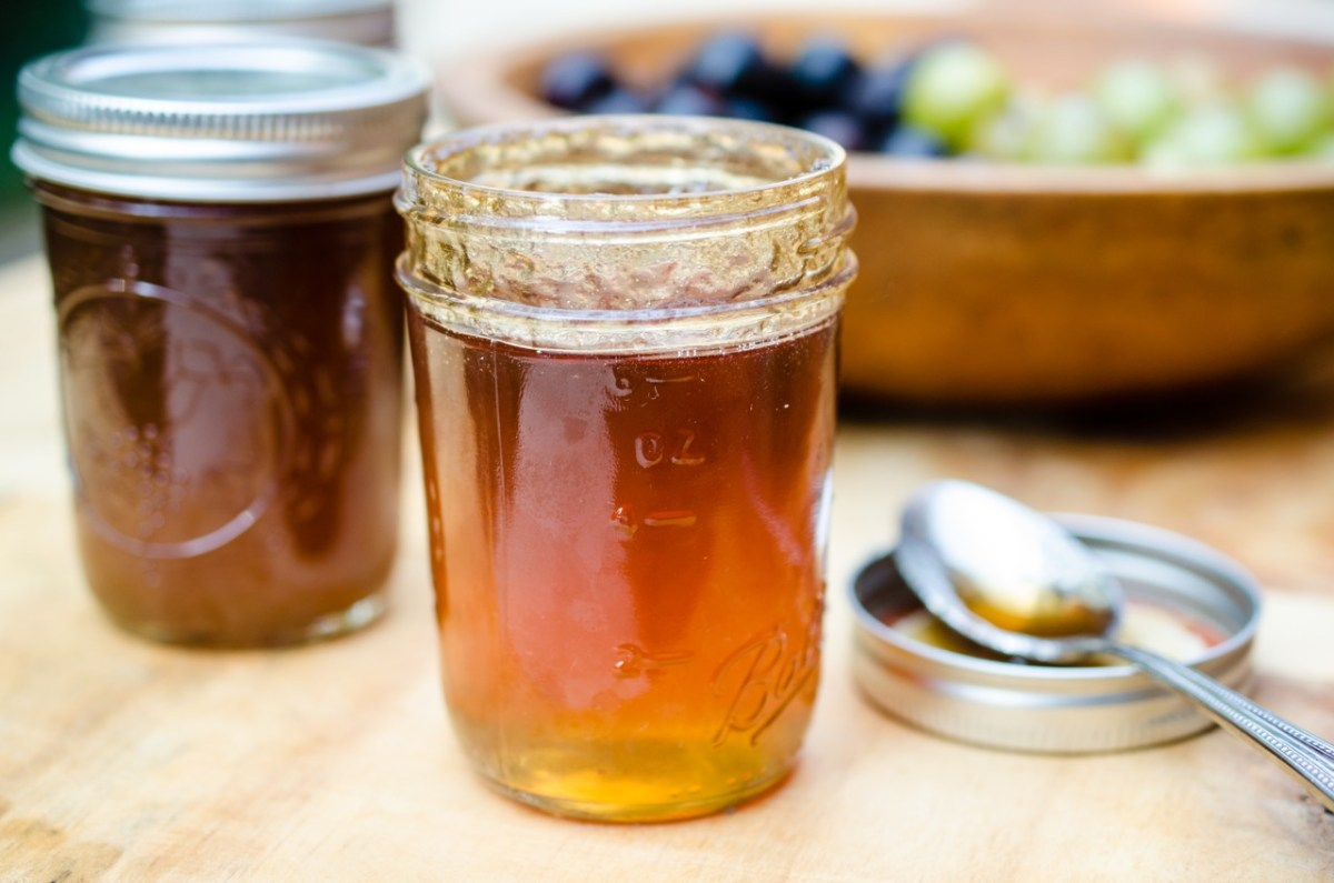 scuppernong jelly on www.virginiawillis.com