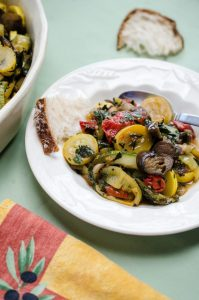Save the Flavors: Easy Summer Ratatouille