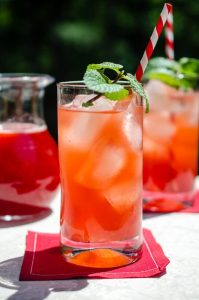 """Read more about the article Strawberry Shrub aka """"The Shelby"""""""