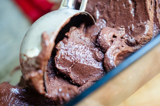 Chocolate Peanut Butter Ice Cream on virginiawillis.com