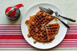 Cooking with Buttermilk: Waffles, Biscuits, and Flatbread