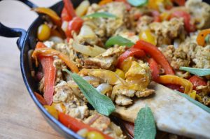 Recipe Makeover: Sausage and Peppers