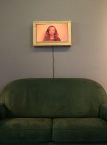 """Installation de """"J'attendrai"""" au Zeppelin, à Lille dans le cadre de l'exposition intitulée """"Pas Perdus"""" avec le collectif a.p.i.'c."""