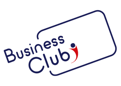 Logotype, Business club