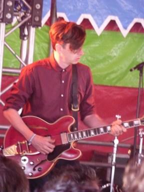 Bernard Butler, Field Day Festival 2016