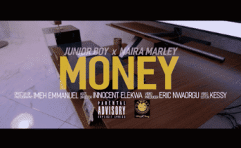 junior boy ft naira marley money video