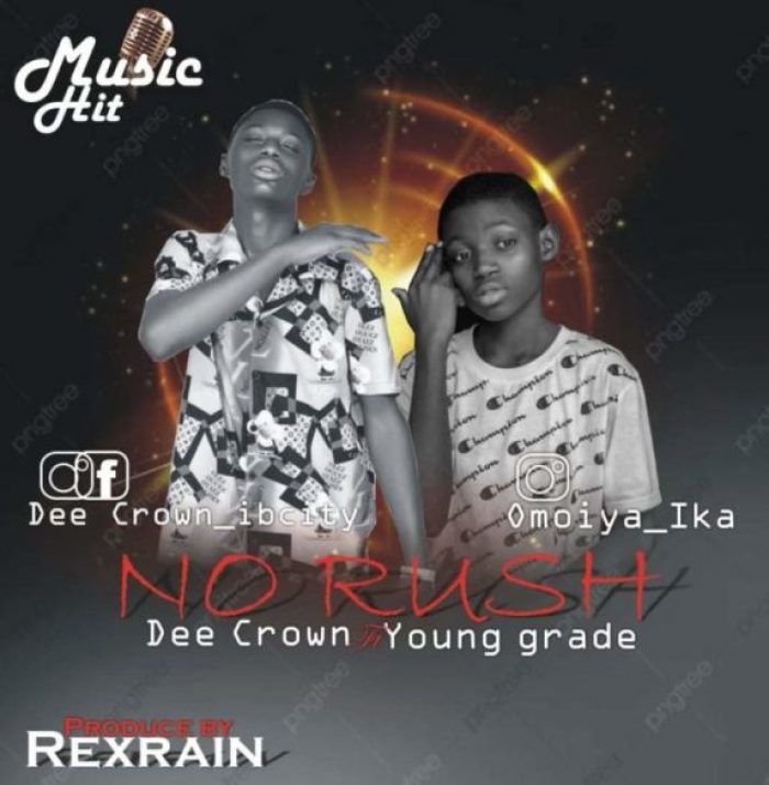 dee crown ft young grade no rush
