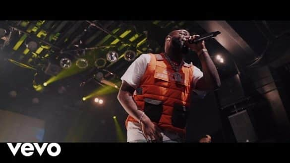 davido intro video mp4