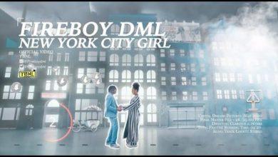 Photo of [Video] Fireboy DML – New York City Girl