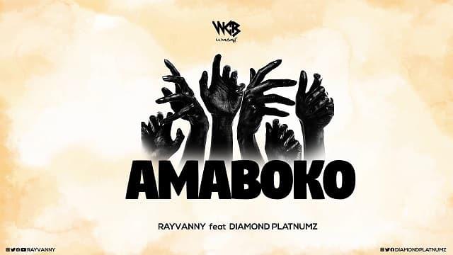 Rayvanny ft. Diamond Platnumz – Amaboko Mp3